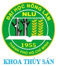khoa thủy sản ĐH Nông Lâm TP.HCM