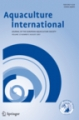 Aquaculture International Journal Vol. 19 No.6 ( Dec 2011)