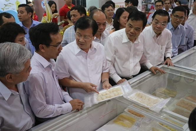 Aquaculture Vietnam fair kicks off in Hanoi