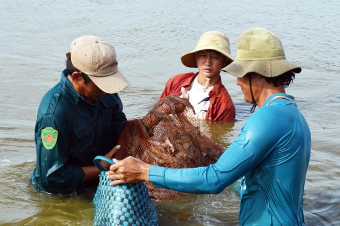 New commitment drives Shrimp Aquaculture improvements in Vietnam
