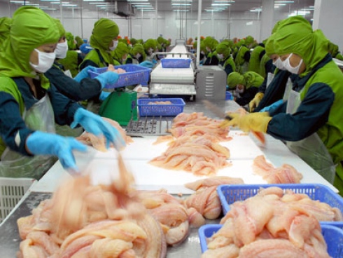 ВТО попытается урегулировать спор Вьетнама и США по экспорту пангасиуса