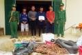 Phú Yên: Bắt đối tượng dùng 30 quả mìn tự tạo để đánh cá