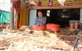 Nhộn nhịp làng nghề khô cá biển phục vụ Tết Nguyên đán 2017