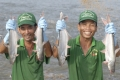 Các giải pháp xử lý nước thải nuôi cá tra