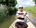 Cà Mau: Hiệu quả từ nuôi tôm ít thay nước