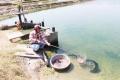 Xã Cam Thành Bắc: Tôm, cá chết hàng loạt