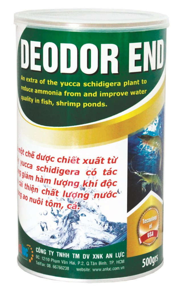 Deodor end