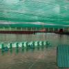 Nhân rộng lót lưới mành thay cho lót bạt trong ao nuôi tôm