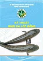 Kỹ thuật nuôi cá lóc đồng đạt hiệu quả cao