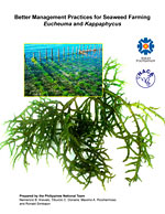 Better management practices for seaweed farming (Eucheuma and Kappaphycus)