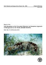 Report on the FAO Workshop on Sea Cucumber Fisheries: An Ecosystem Approach to Management in the Pacific (SCEAM Pacific)