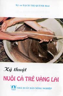 Sách kỹ thuật nuôi cá trê vàng lai