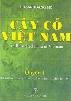 Cây cỏ Việt Nam Quyển 1