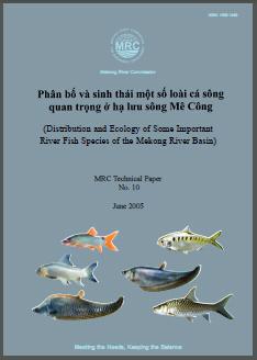 Phân bố và sinh thái một số loài cá sông quan trọng ở hạ lưu sông Mê Công