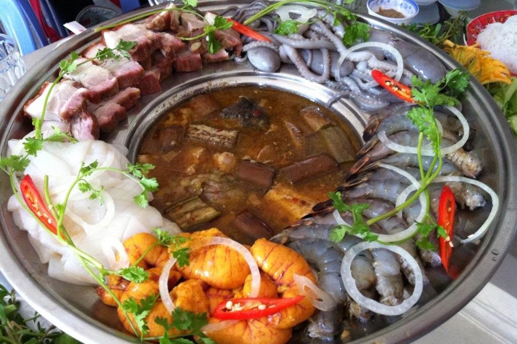ẩm thực miền tây, thủy sản