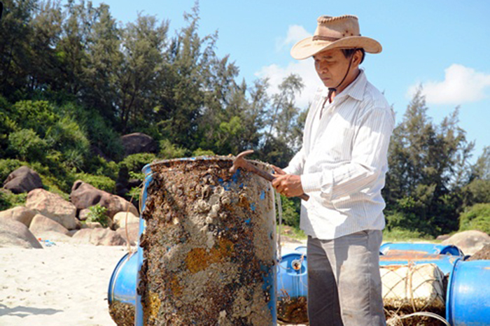 lồng bè nuôi cá, nuôi cá Dung Quất, nuôi cá biển, nuôi cá, nuôi cá lồng