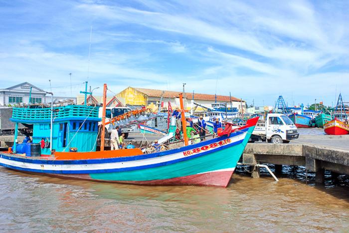 thẻ vàng, khai thác thủy sản, đánh bắt thủy sản, chính sách thủy sản