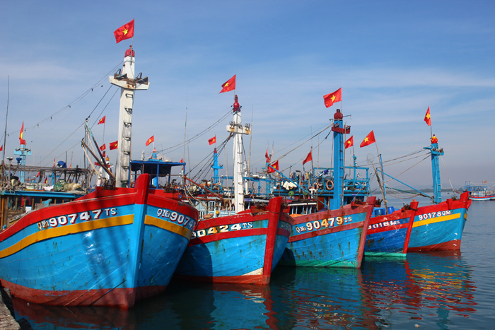 đánh bắt thủy sản, thủy sản, thủy sản Quảng Ninh, sản lượng thủy sản