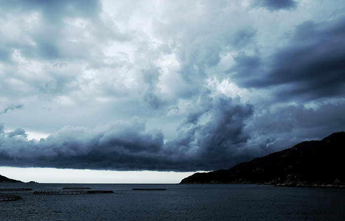 Trời sắp mưa