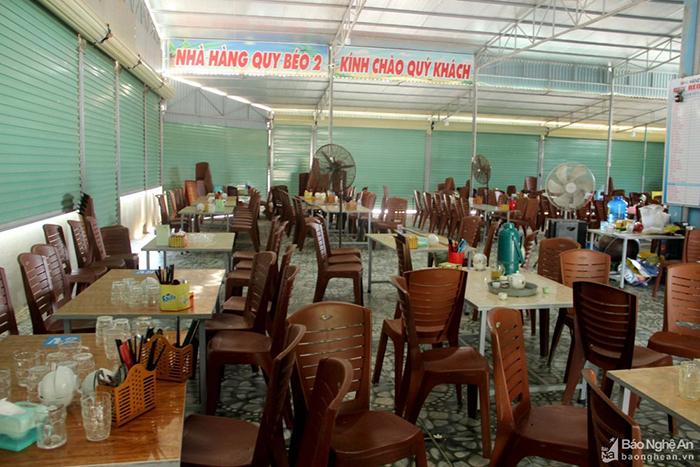 Nhà hàng bán hải sản