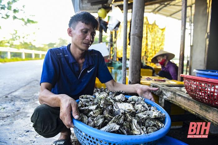 Tiêu thụ hải sản