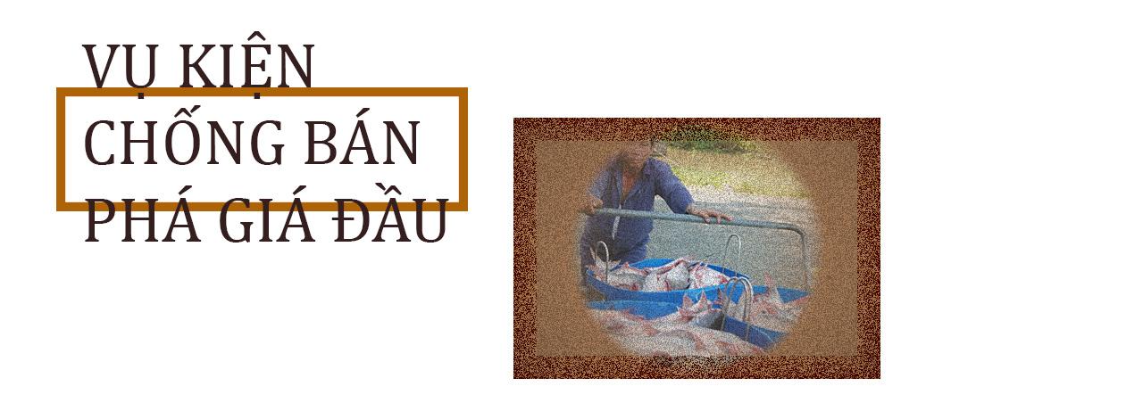 chống bán phá giá cá tra