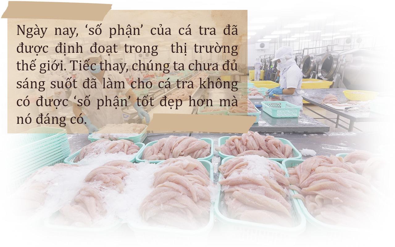 số phận cá tra trên thị trường