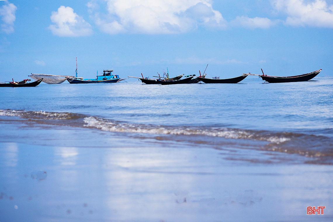 biển Hà Tĩnh