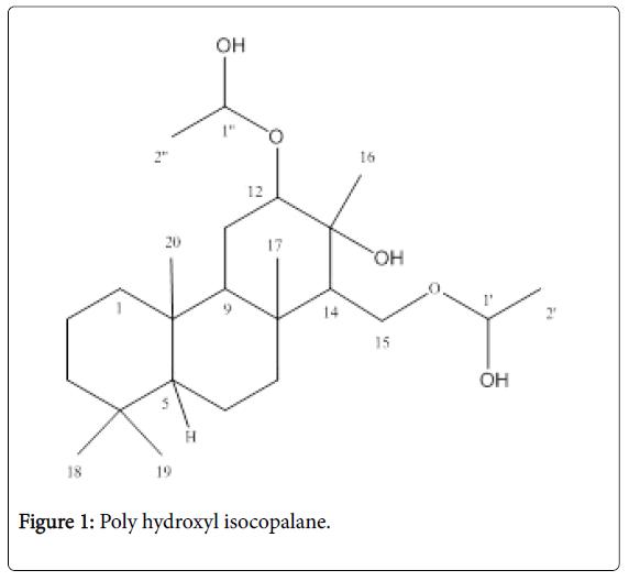 Poly hydroxyl isocopalane, virus gây bệnh đốm trắng, bệnh trên tôm thẻ