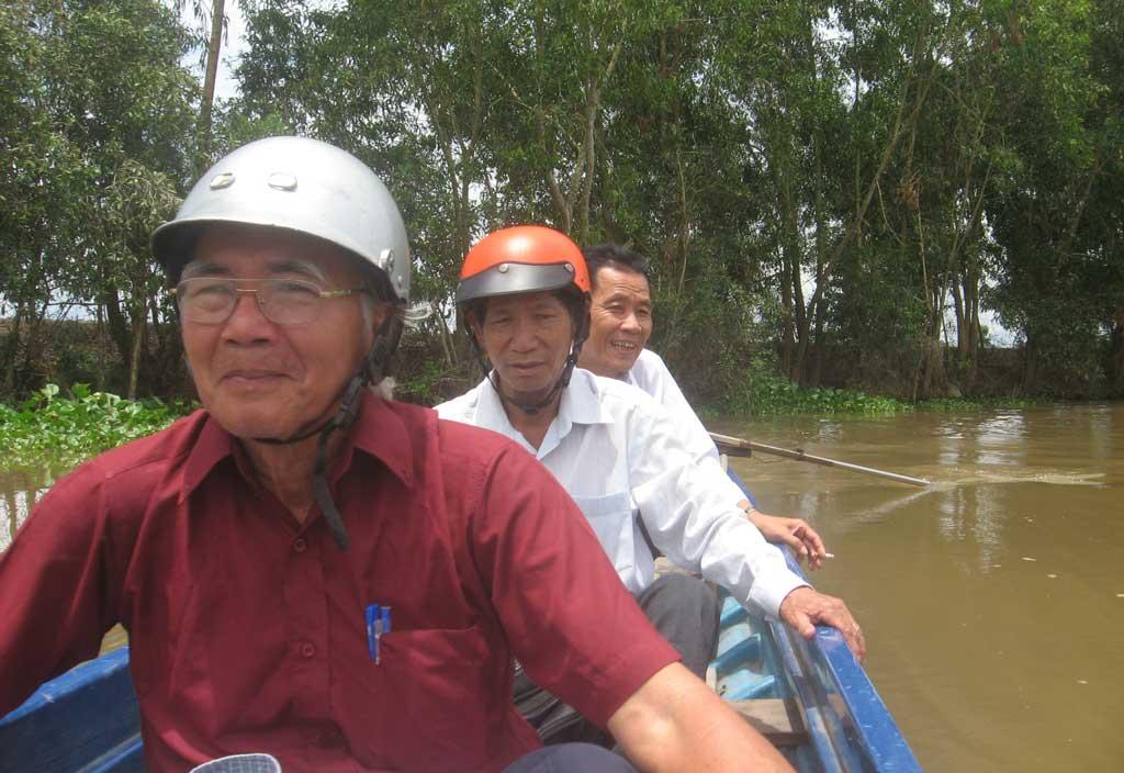 Làm giàu từ đa canh, nuôi cá, nuôi cá lóc, mô hình nuôi cá, nuôi cá Long An
