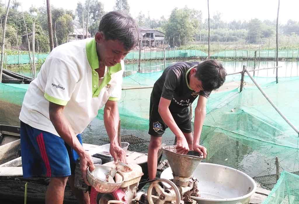 thủy sản, nuôi trồng thủy sản Long An, nuôi cá Long An,  thủy sản, nuôi tôm, nuôi tôm