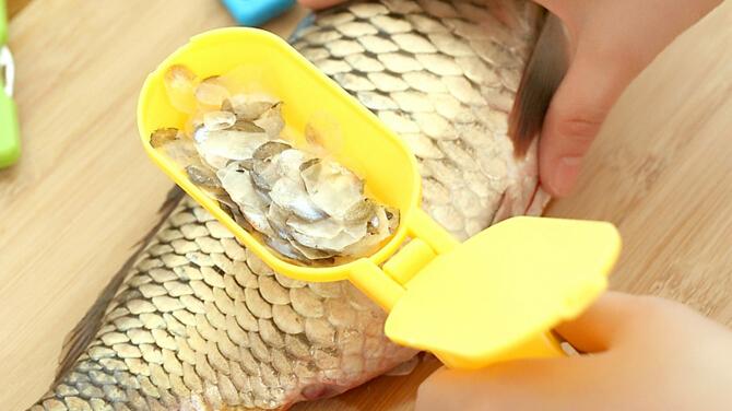 vảy cá, công dụng vảy cá, cách dùng vảy cá, món ăn vảy cá