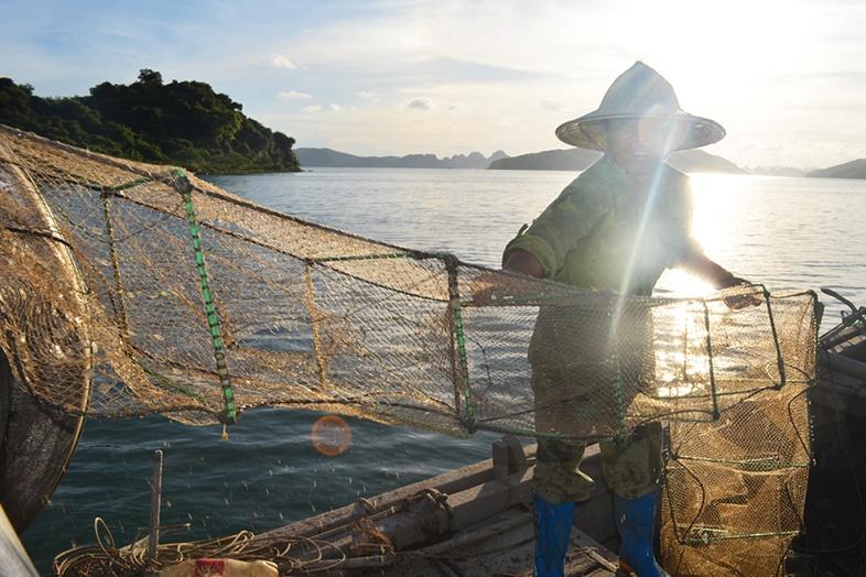 Chuyển đổi nghề cho ngư dân