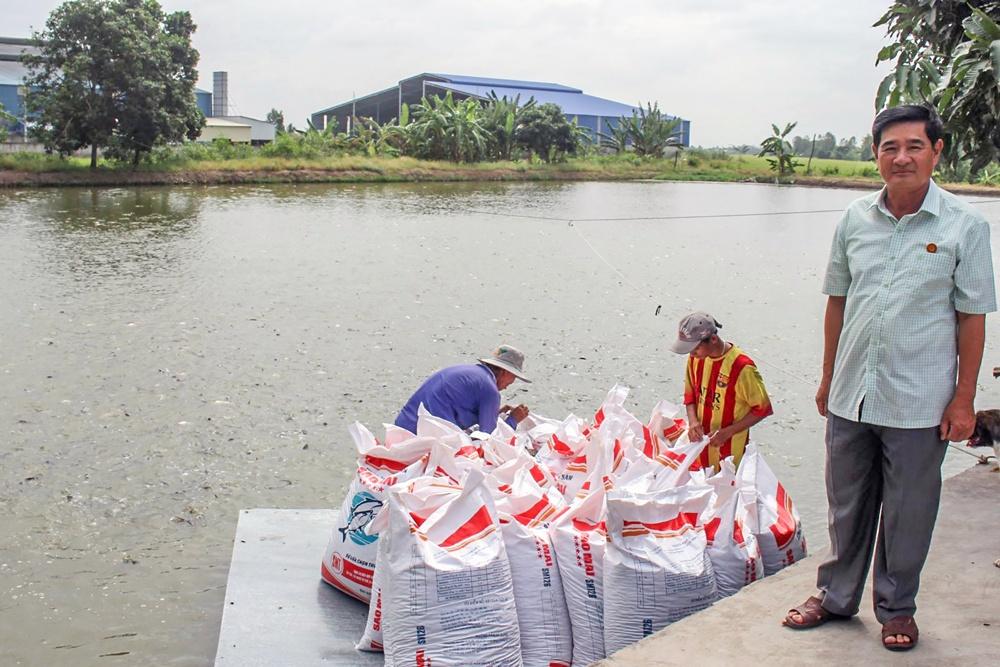 Nông dân Việt Nam xuất sắc năm 2018: Làm giàu từ con cá tra
