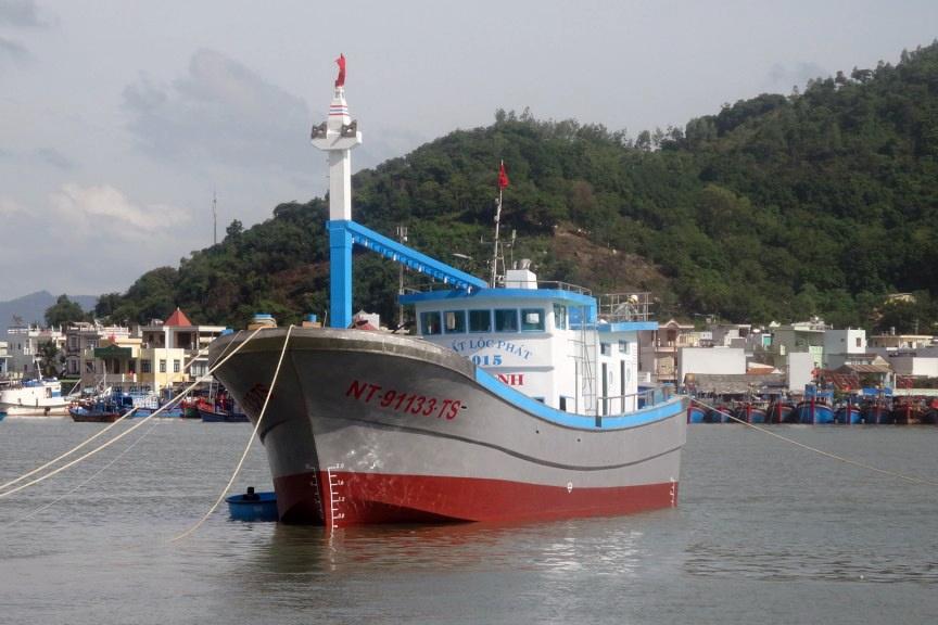 """Phần mềm quản lý tàu thuyền giúp khắc phục """"thẻ vàng"""" của EC"""