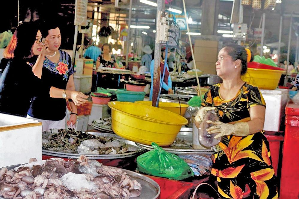 Cần Thơ: Giá cá tại chợ giảm nhẹ sau tết
