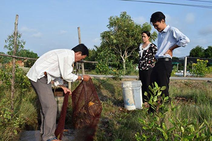 Hiệu quả nuôi tôm theo công nghệ Biofloc
