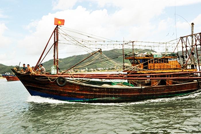 """Nghiệp đoàn Nghề cá - """"Bà đỡ"""" cho ngư dân"""
