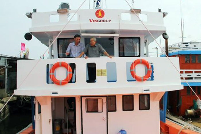Đóng tàu cho ngư dân thuê: Nhiều ý kiến trái chiều