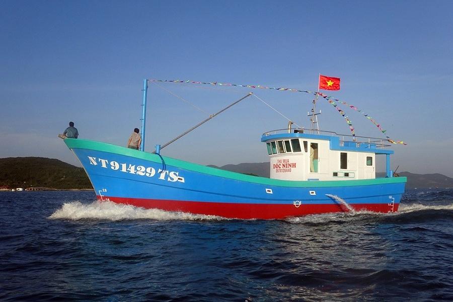 Quy định về Khai thác thủy sản ngoài vùng biển Việt Nam