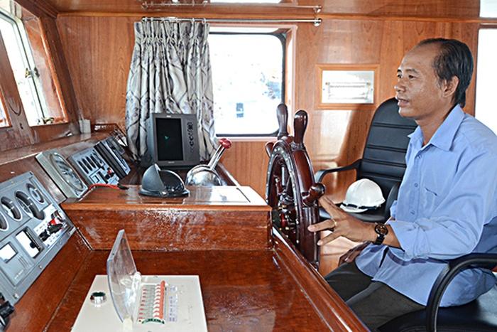Giới thiệu quy định hệ thống giám sát hành trình tàu cá