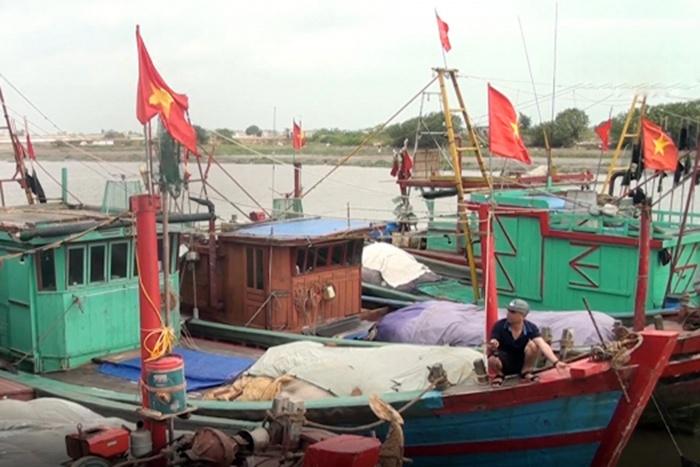 Xăng dầu tăng giá - nhọc nhằn nghề cá