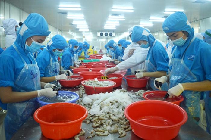 Thuận lợi và thách thức của xuất khẩu tôm Việt Nam sau khi ký EVFTA