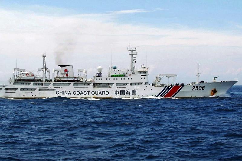 Toan tính Trung Quốc khi điều tàu xâm phạm vùng biển Việt Nam