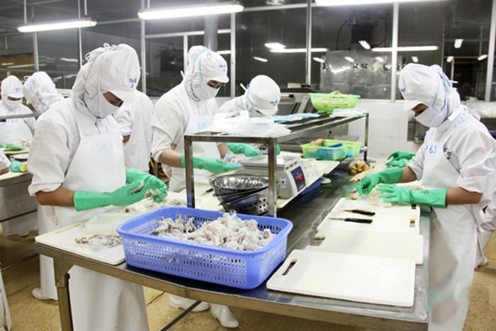 Dự báo xuất khẩu thủy sản sang Trung Quốc nửa cuối năm sẽ hồi phục