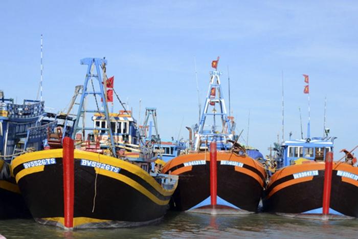 Giảm lượng, tăng chất đội tàu khai thác hải sản