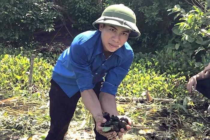 Kinh nghiệm nuôi ốc bươu của chàng trai xứ Nghệ