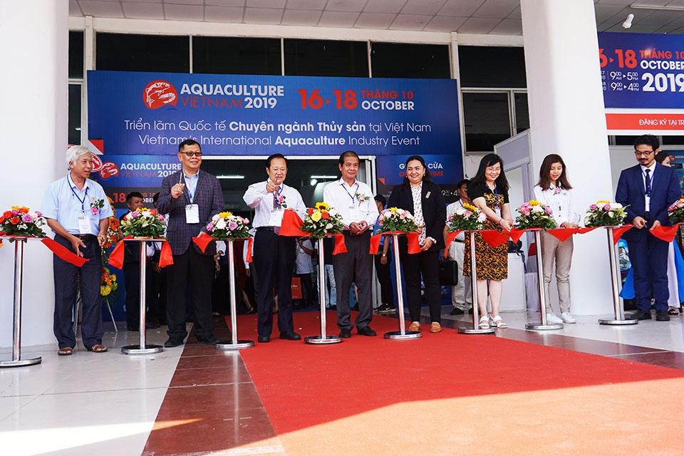 Triển lãm Quốc tế ngành Nuôi trồng thủy sản: Aquaculture Vietnam 2019