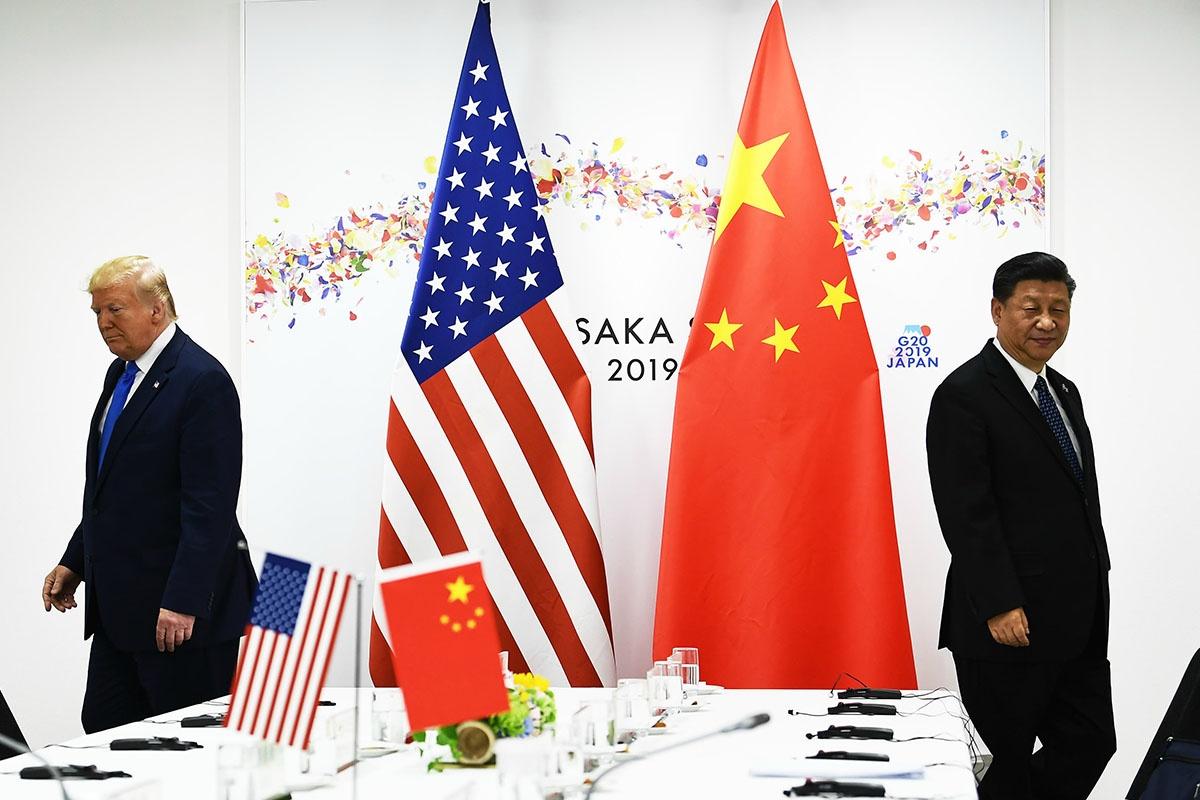 Chiến tranh thương mai Mỹ - Trung