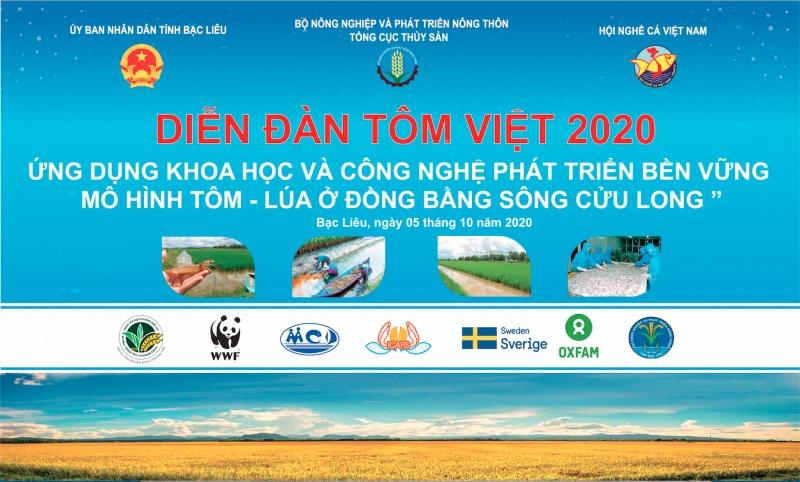 Diễn đàn Tôm Việt 2020
